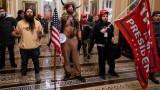 Повече от 535 американци са обвинени в щурмуване на Капитолия на 6 януари.