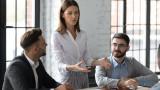 Работна среда, колективна интелигентност, вземане на решения и колко е важно да има жени в екипа