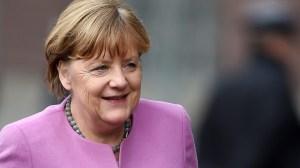 Германците обичат Меркел като канцлер