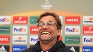 Юрген Клоп: Смях се доста силно, когато разбрах в коя група ще играе Ливърпул.