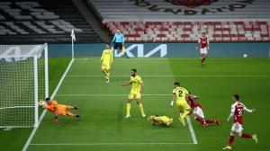 Арсенал и Виляреал направиха 0: 0 в полуфиналите на Лига Европа