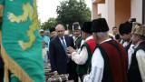 Президентът Румен Радев обсъжда изборите 2в1 с ЦИК