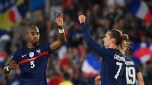 Франция победи Финландия с 2: 0 в квалификациите за световно първенство