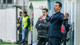 Pescara's coach Nikola Legrotalie: Bozhinov's left hand is deadly