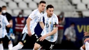 Фантастичният Лео Меси извежда Аржентина на полуфиналите за Купата на Америка