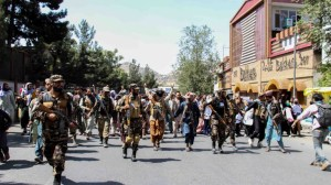 Талибаните забраниха протестите в Афганистан