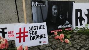 Правителството на Малта е отговорно за убийството на журналистката Дафне Галисия
