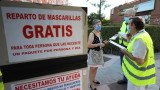 In Madrid, residents are advised to stay at home because of more than a thousand new infections