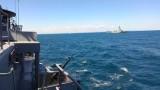 Американският флот проследява руския шпионски кораб от Хаваите
