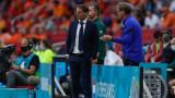Франк де Бур: Де Лихт е готов за мача с Австрия