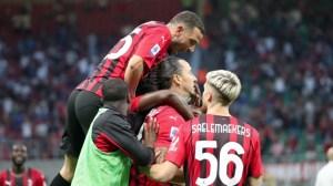 Милан 2-0 Лацио в мач от Серия А