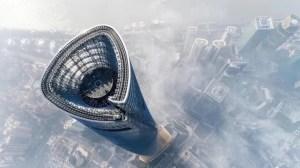 Най-високият хотел в света отваря врати в Шанхай