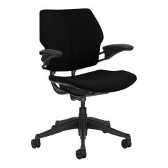 Anthro Ergonomic Verte Chair Teal Armless Search Results Humanscale Freedom