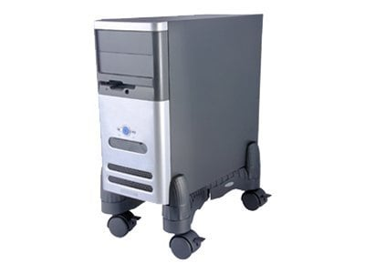 Kantek Mobile CPU Stand  system cabinet tower stand