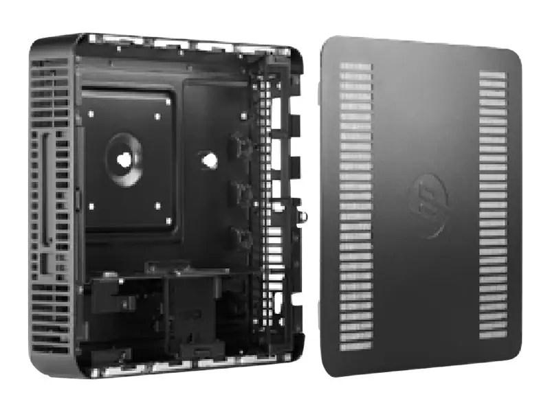 HP Desktop Mini LockBox  PC enclosure system  P1N78AT