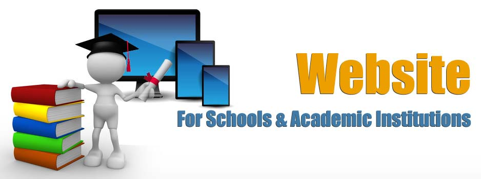 school website development company delhi