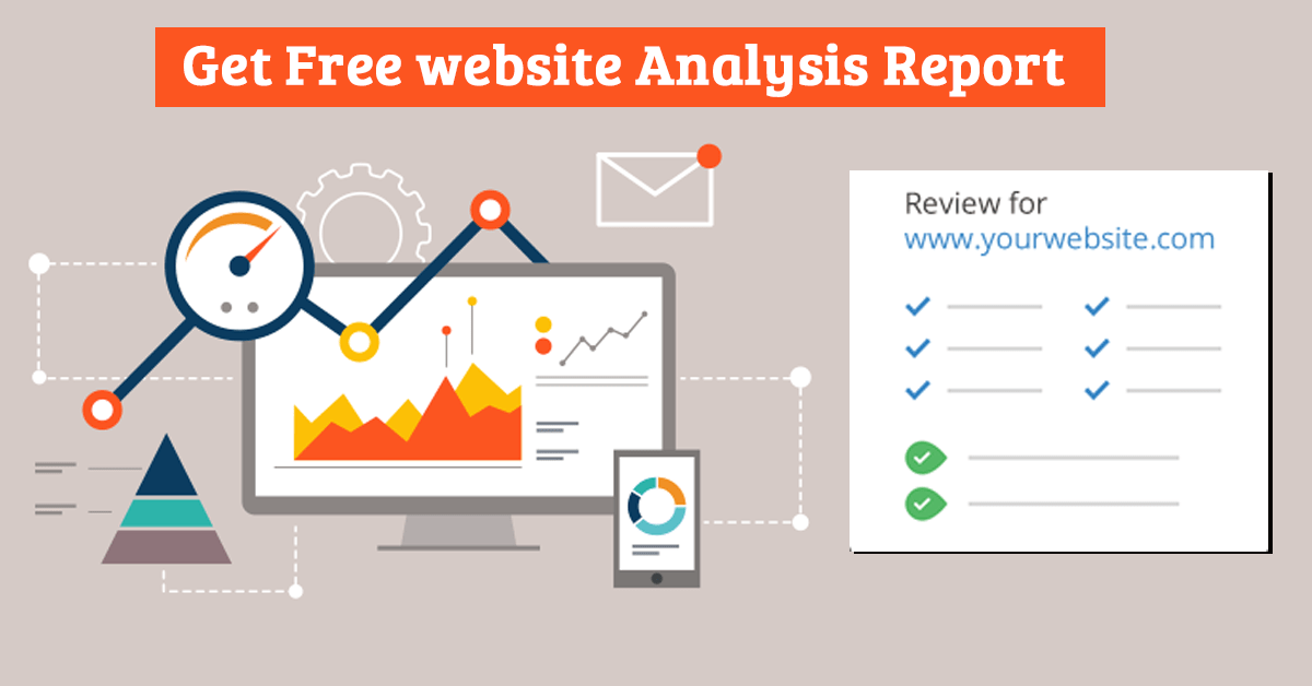 free analysis of website
