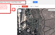 Show Google Map at the contact us page and as module Opencart e-Commerce website
