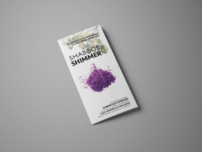 Shabbos Shimmer Brochure