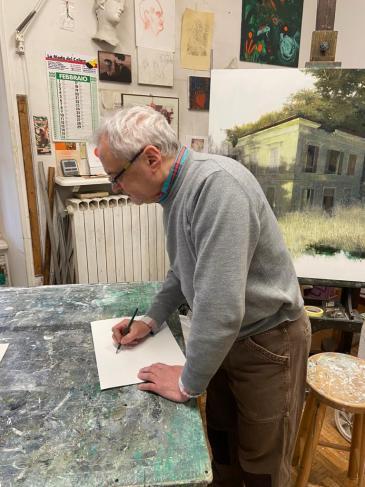 Carlo Cane studio