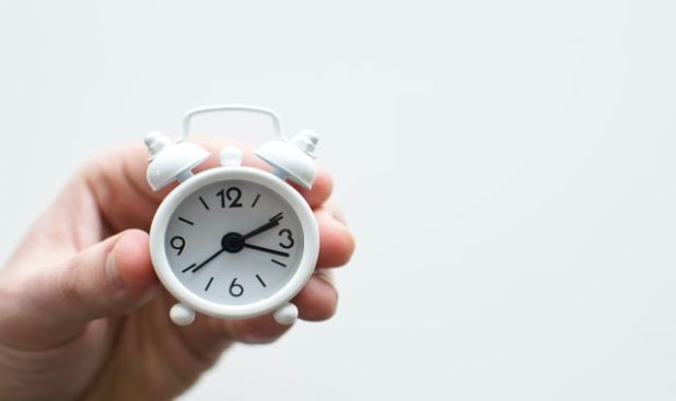 Time is also very important for SEO