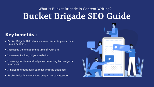 what is a Bucket Brigades