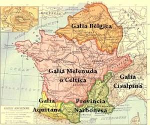 En la Guerra de las Galias se produjeron negociaciones con trasfondo estratégico