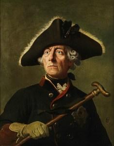 Federico el Grande fue un gran estratega que se opuso a la visión maquiavélica
