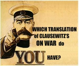 Clausewitz escribió el arte de la estrategia