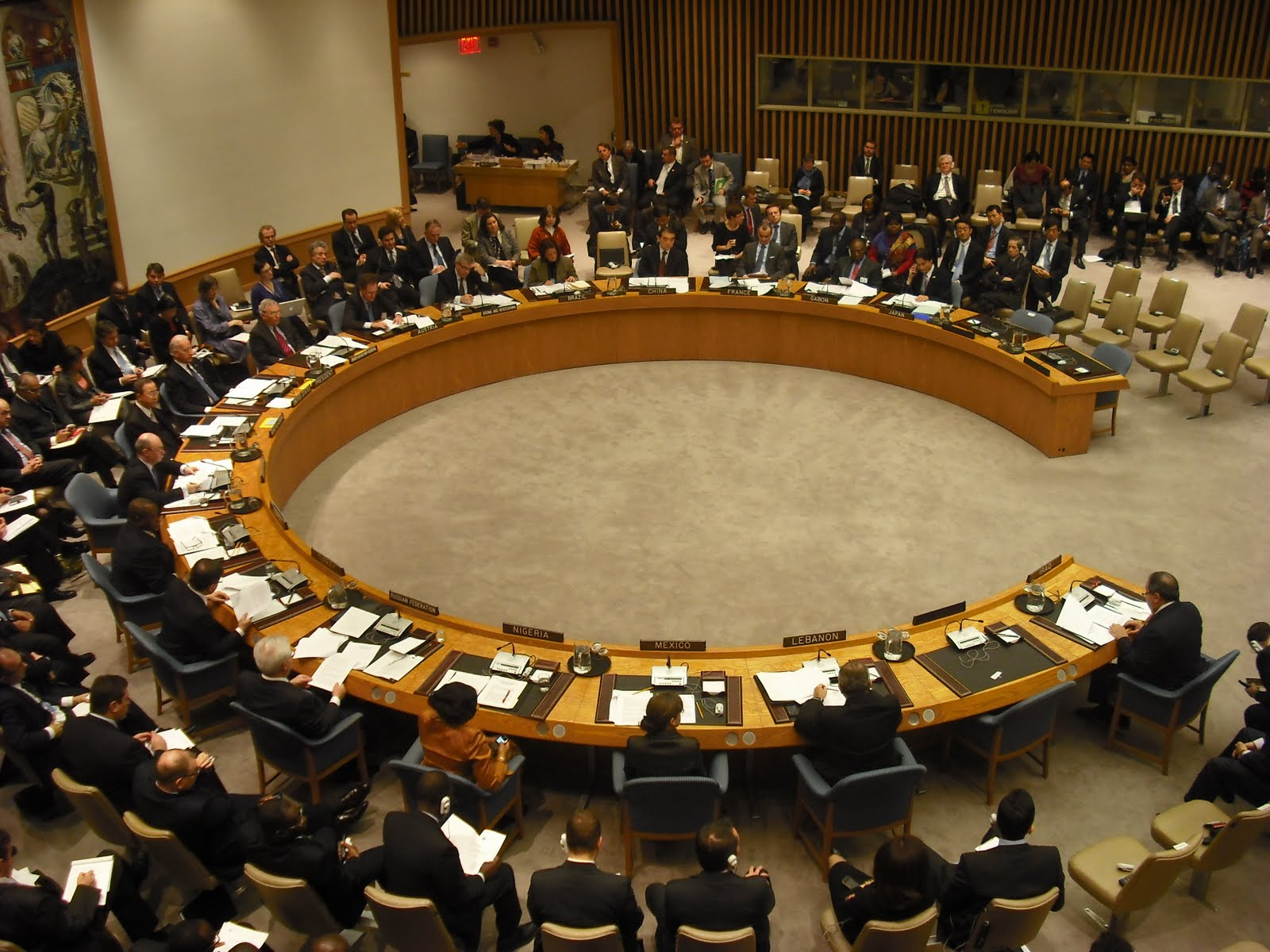 Un Security Council Reforms Mission Impossible