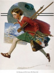 947769_photoshopia.ru_318_Norman_Rockwell_Girl_running_with_wet_canvas