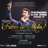 Padre Fábio de Melo 25-11-2017