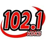 102.1 KDKS – KDKS-FM