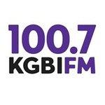 100.7 KGBI – KGBI-FM