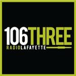 106.3 Radio Lafayette – KYMK-FM