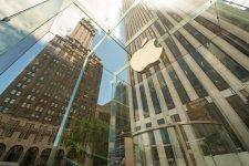 apple shutter stock