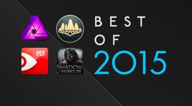 apple 2015 apps