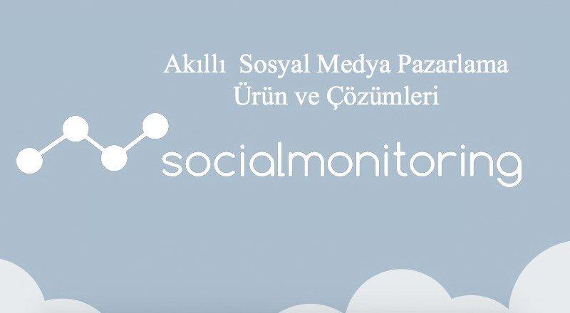 SocialMonitoring.net: Çok kanallı dijital medya takibi için tek adres