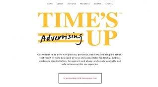 Reklam dünyasının kadın liderlerinden adil şartlar için yeni bir akım: Time's Up Advertising