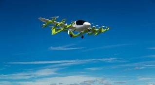 Larry Page'ten uçan taksi hamlesi: Cora