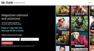 Apple, dijital dergicilik platformu Texture'ı satın alıyor