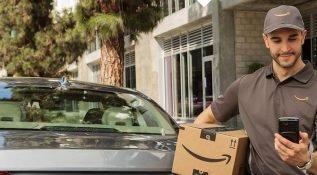 Amazon'dan araç içine paket teslimat servisi: Amazon Key In-Car