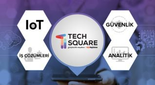 KoçSistem'in Yeni Nesil Girişimcilik Platformu TechSquare Teknoloji Girişimlerinin Yanında!