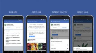 Facebook'un iki yeni şeffaflık uygulaması