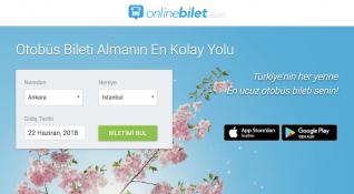 Aylık 200 bin TL ciro yapan OnlineBilet.com, online bilet sahasına yayılacak