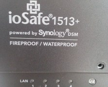 Review: ioSafe 1513+
