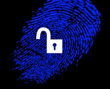 Who should have your fingerprints?