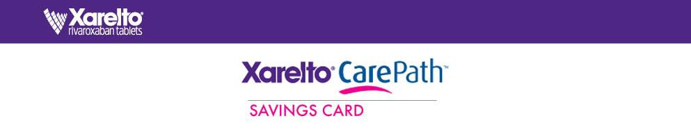 XareltoCarePath Savings Card