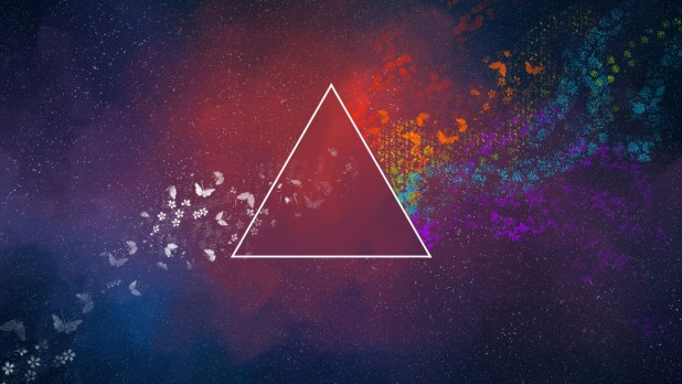 1920 × 1080 Download Triangle DesignAbstract Wallpapers