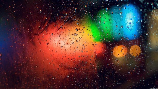1920 × 1080 Water Drop hd abstract desktop wallpaper